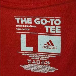 037ccc94e adidas Shirts - Adidas Damian Lillard Dame 3 T Shirt Large 😎🔥